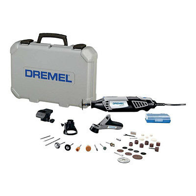 Dremel High Performance Rotary Tool Kit with 34 Accessories 4000-3/34 New