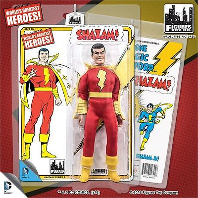 SHAZAM RETRO SERIES 1 ; DR SIVANA 8 INCH ACTION FIGURE NEW IN  POLYBAG loose