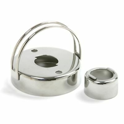 Norpro Stainless Steel Donut Cookie Biscuit Cutter