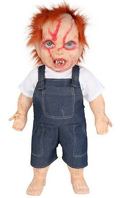 Charles the Latex Horror Boy Doll Child Halloween Party Prop