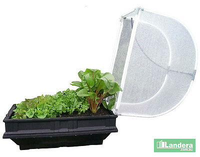 VegePod Small Container Balcony Garden with Cover - New