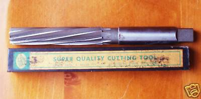 """1 11/32"""" (34.1313mm) Hand Reamer, Helical Flutes. TEC or GBM"""