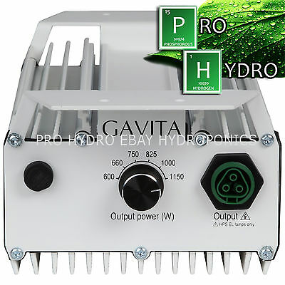 Gavita Pro Line 1000 400V 1000W Hydroponic High Frequency Electronic Ballast