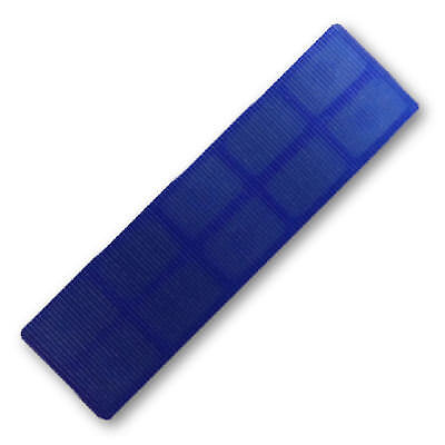50 ~ 1000 Window Glazing Packers Blue 5mm Various Pack Sizes