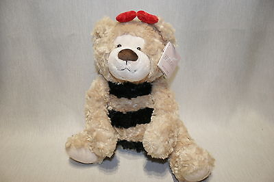 "NEW W/ Tag! GUND MARY KAY ASH Charitable Foundation  2012 BEA BEE BEAR 15"" CUTE!"