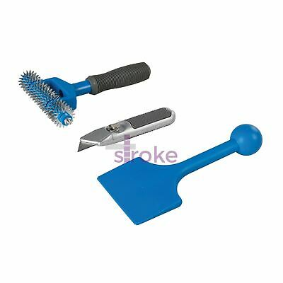 Carpet Fitting Tool Kit, 3 Pieces