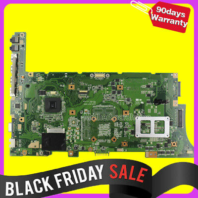 For ASUS K73E X73E K73SD Laptop Motherboard HM65 GM REV 2.3 Integrated