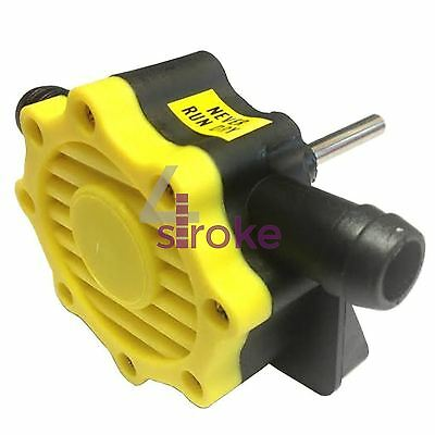 Drill pump heavy duty for oil and fluids suitable for all drills