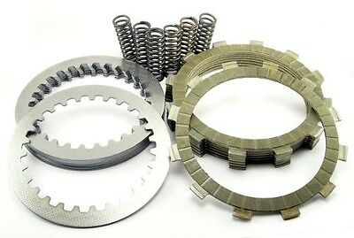 EBC Street Racer Complete Clutch Kit Aramid Frictions/Steels/Springs SRK43