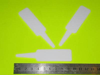 95mm x 22mm plastic plant labels. Great for propagating and labelling plants