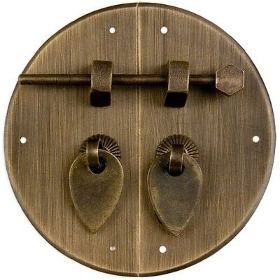 Classic Round Cabinet Face Plate 4