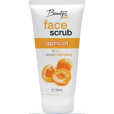 Beauty & Me Apricot Face Scrub 50ml