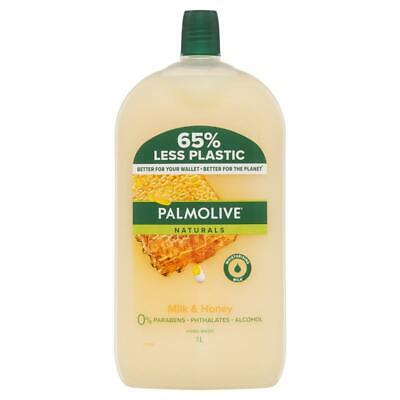 Palmolive Hand Wash Milk and Honey 1 Litre Refill
