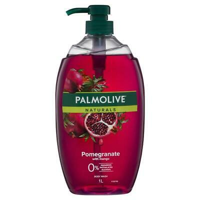 Palmolive Shower Gel Pomergranate and Mango 1Litre
