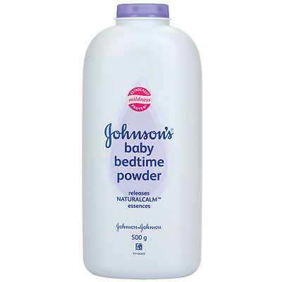 Johnson & Johnson - Johnson's Baby Bedtime Powder 500g