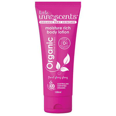 Little Innoscents Moisture Rich Lotion 100ml