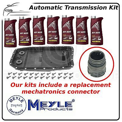 BMW Jaguar Land Rover ZF Meyle Automatic Transmission Gearbox Kit Mannol Oil