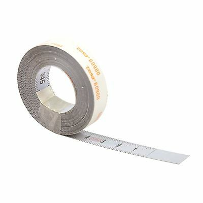 Kreg Self-Adhesive Measuring Tape Right to Left Reading - Metric 3500mm