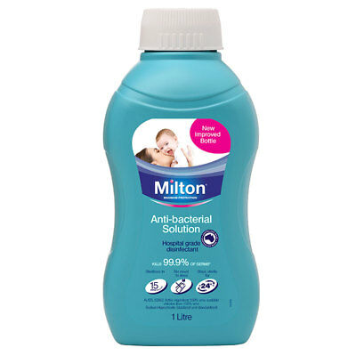 Milton Antibacterial Solution 1 Litre