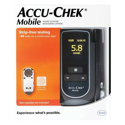 Accu-Chek Mobile Blood Glucose Meter Kit
