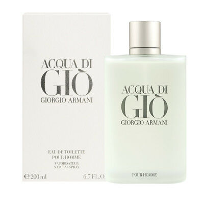 Armani Acqua Di Gio for Men 200ml Eau de Toilette Spray