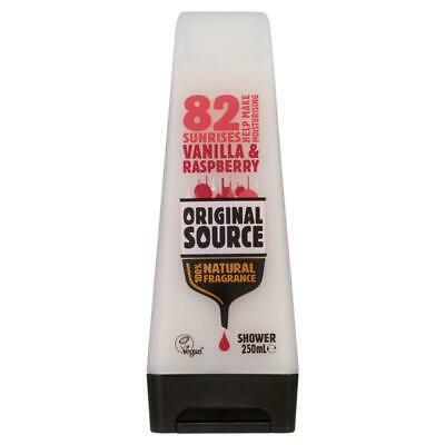 Original Source Vanilla And Raspberry Shower Gel 250ml