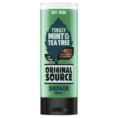 Original Source Mint and Tea Tree Shower Gel 250ml