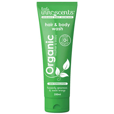 Little Innoscents Hair & Body wash 250ml