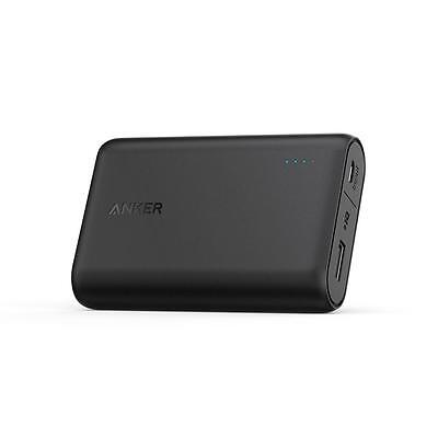 Anker Portable Charger, 10000mAh Power Bank External Battery for iPhone, Samsung