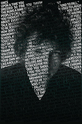 Like a Rolling Stone - Bob Dylan Poster