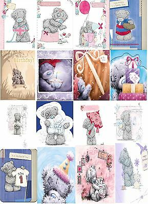 Me to You Birthday Cards Variety of Cheap Discount Bday Card - Tatty Teddy Bear