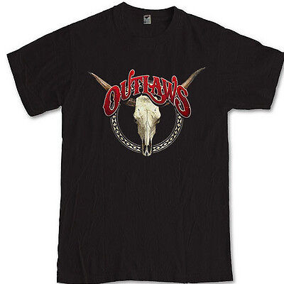 THE OUTLAWS tee southern rock band Molly Hatchet  S M L XL 2XL 3XL t-shirt