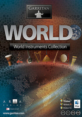 Garritan World Instruments - Music Software - Download Delivery - New - Win/mac