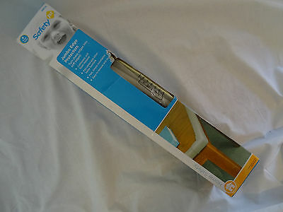 "Safety 1st Jumbo Edge Protectors 48817A  4 18"" Strips"