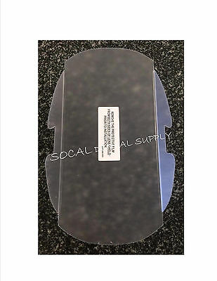 P&C Pelton and Crane LFI & LF+ dental light lens shield cover OEM #006777