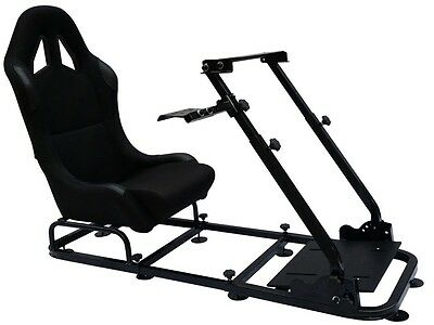 Simulator ChairRacing Seat Driving Simulator Game Chair Xbox Playstation PC F1