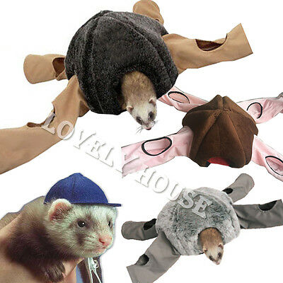Ferret Rabbit Sugar gliders Guinea pig Octopus Tunnel Toy Hammock Play Exercise
