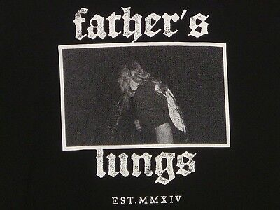FATHER'S LUNGS Est. MMXIV T-Shirt