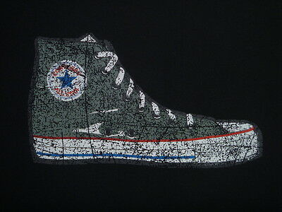 CONVERSE ALL-STARS Sneaker Shoe T-Shirt L