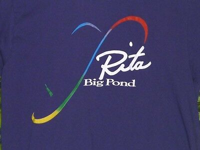 RITA MACNEIL Big Pond T-Shirt  M