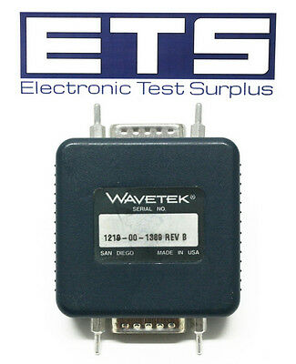 Wavetek Ideal 1219-00-1389 Rev B Field Calibration Module For LT 8000 Series