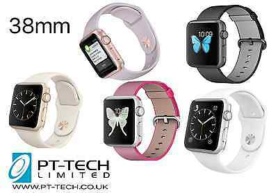 *New* Apple Watch Sport 38mm Aluminium Case - Gold/Rose Gold/Silver/Space Grey
