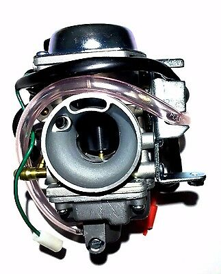 Performance Carburetor W/ Upgraded Jet For Honda Helix Cn250 Scooter Carb 86-08