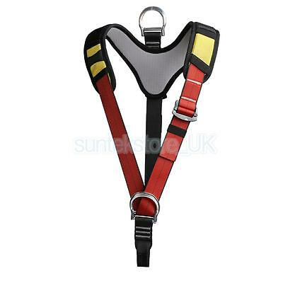 Safety Shoulder Sling Strap For Rock Climbing Tree Arborist Harness Equip