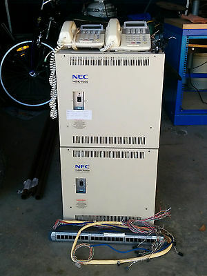 NEC NDK9000 Business Telephone System PABX