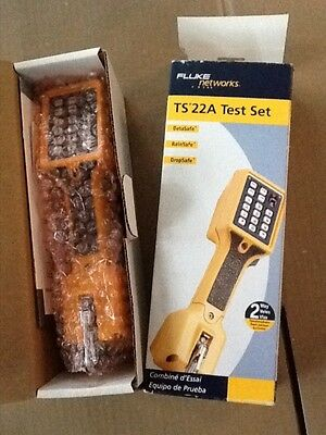 Fluke Networks 22801009 TS22A Test Set