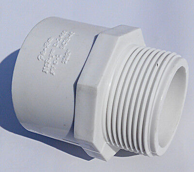PVC adapter with female thread for bathtub spare parts threaded joint
