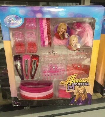 Hannah Montana Assorted Hair Accessories Pack..party Bag Gift Etc