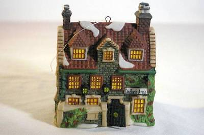 Dept 56 Dedlock Arms Charles Dickens Heritage Collection Christmas Ornament