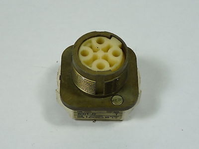 Allen-Bradley 800T-J2 Series T Selector Switch No Contacts 3-Position  USED